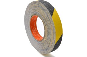 ANTI-SLIP TAPE YELLOW/BLACK 25mmx18m